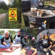 Met QVIST Outdoor Cooking op kookavontuur in Zweden